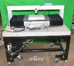 Anorad X Y Linear Motor Table Heidanhain LIF 10R Scale Servo Amp