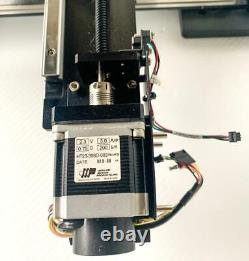Applied Motion Products, HT23-398D-003 Motor, With THK CNC Linear XY Stage (7646)W