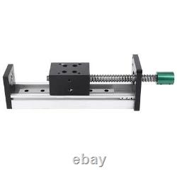 Automatic Reciprocating Motor Linear Actuator DC Stepping Motor Stroke 200mm