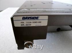 BAYSIDE Linear Stage & Stepper Motor