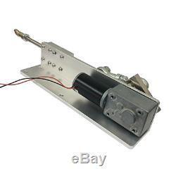 BEMONOC DIY Reciprocating Cycle Linear Actuator with DC Gear Motor 12V 24 Volt