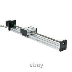 Ball Screw 1-Shaft Trapezoid Linear Slide Rail With57 Motor(Effective Range 200mm)