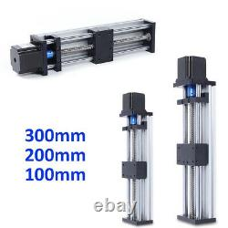 Ball Screw Linear Actuator Rail Motion Slide Table with Stepper Motor 23nema USA