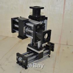 Ball Screw Linear CNC Slide Stroke 400-1000mm Long Stage Actuator Stepper Motor