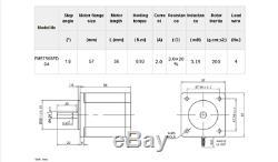 Ball Screw SFU1605 500mm 20inch Linear Module Threaded Rod NEMA23 motor for CNC
