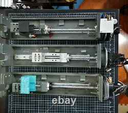 Ballscrew Linear Actuator with Motor Z-Axis