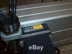 Belt Driven Linear Actuator Stage with Vexta FBLM440C-GF Motor (27 lbs 22 travel)