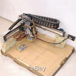 Bosch Rexroth 4-Axis Cartesian Robot Module with Computer & Motor Drives XYZ Theta