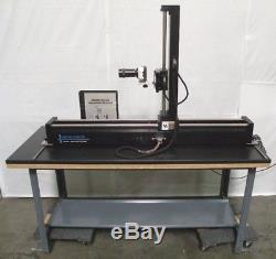 C111568 MicroVision SpotSeeker 30 Motorized Positioning Display Analysis System