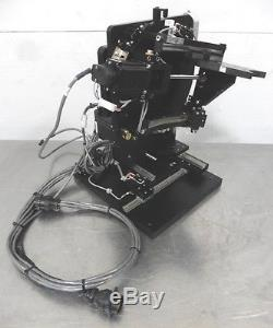 C121627 Lin Motorized 5-Axis Positioning Stage with X-Y-Z Linear, Ø Rotary & Tilt