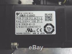 C135778 Dual Linear Positioning Stage, Yaskawa Servo Motor & ServoPack 100W 200V