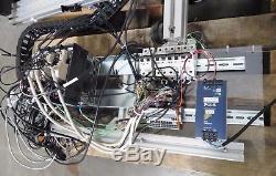C140658 Parker 3-Axis Motorized Positioning Stage Mitsubishi Servo Motors Drives