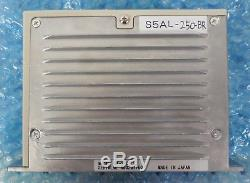 C154135 SUS SA-S5AL-250 Servo Actuator Motorized Linear Positioner & Controller