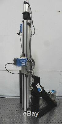 C155223 Kollmorgen DS4-700 Motorized Linear & Rotary Positioning Stage with Copley