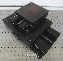 C156901 DCI XY Motorized Lead Screw Linear Positioning Stage (100/180mm Travel)
