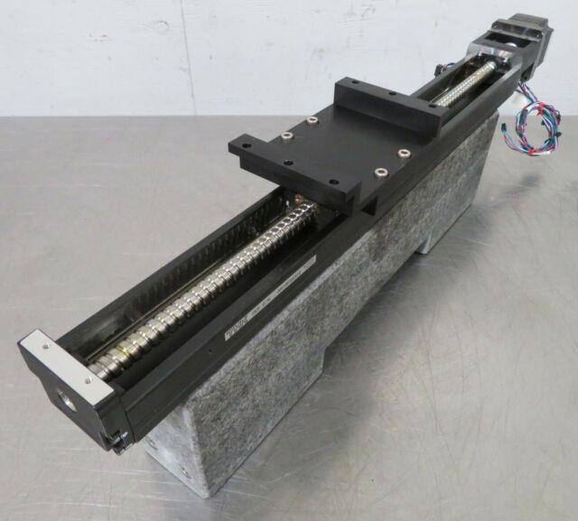 C162936 Thk Skr33 Motorized Linear Positioning Stage 405mm Lin Engineering Motor