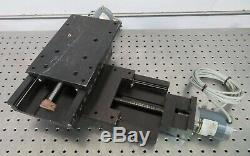 C170031 Daedal 4955-06 Motorized XY Linear Positioning Stage (160/165mm Travel)