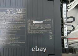 C170886 THK KR Ball Screw Linear Stage (410mm) Mitsubishi 200W Servo Motor+Drive