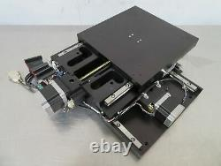 C173372 Danaher Motorized XY Positioning Stage, Vexta Motors, Renishaw Encoders