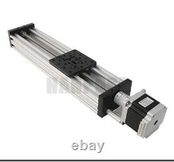 CNC Linear Guide Stage Rail Motion Slide Stage Actuator Motor Stepper Stroke