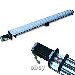 CNC Linear Rail Guide Slide Stage Actuator Ball Screw Motion Table Motor 1000mm