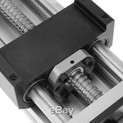 CNC Linear Rail Guide Slide Stage Sliding Ball Screw Motion Table 57 Step Motor
