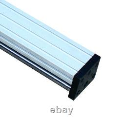 CNC Linear Rail Slide Stage Ball Screw Slider 10000mm with 1.8NM 57 Stepper Motor