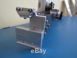 CNC router Z axis Y linear guide stepper motor Nema 23 Maxon trapezoidal screw
