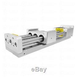 Cross Sliding Table Linear Module Stage Rail Ballscrew Z-Axis Motorized Slider