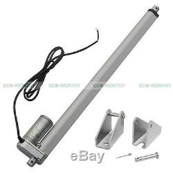 DC12V 18 Linear Actuator Motor & Wireless Remote Controller for Electric Power