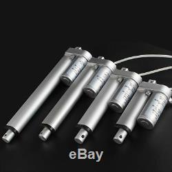 DC24V12V Electric Putter Stroke Electric Linear Actuator Putter Motor 50-1300mm