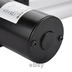 DC 12V Linear Actuator 6000N Max Lift Stroke Electric Motor for Medical Auto Car