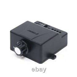 DC 24V DIY Electric Motor Speed Controller Reciprocating Linear Actuator 80RPM