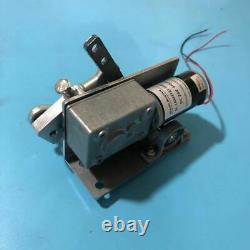 DIY 12V Swing Reciprocating Actuator Power Adapter Worm Gear Motor Roboter Drive