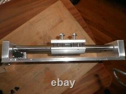 DIY CNC X Y Z Axis Linear Stage Slide Kit 8.25 Travel with driver and motor
