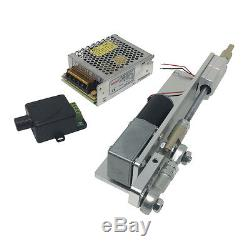 DIY DC 12V 8Rpm Reciprocating Motor+Switching Power Supply+PWM Speed Controller