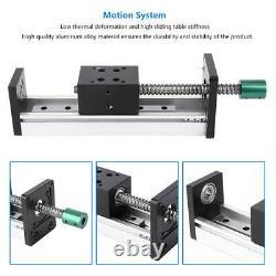 DIY Design Reciprocating Cycle Linear Actuator Motor Electric Motor Gear Box