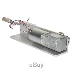 DIY Design Set DC 12V 24V Linear Actuator Reciprocating Motor Stroke 30/50/70mm