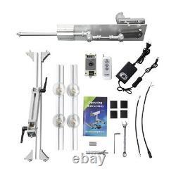 DIY Design Telescopic Reciprocating Linear Actuator Motor 30mm-150mm 120rpm