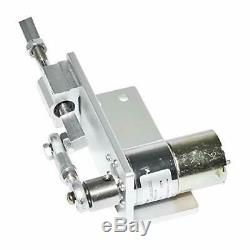 DIY Reciprocating Cycle Linear Actuator Kit With DC Gear Motor & Speed Controller