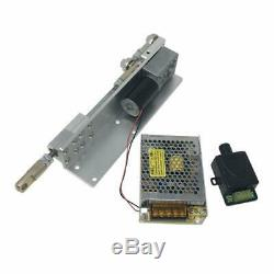 DIY Reciprocating Motor 12V 24V Stroke 70mm Switching Power Supply & Controller