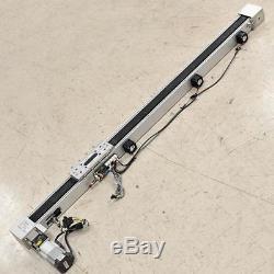 Dasa 105cm Travel Linear Actuator Belt Drive NSK LS15 Panasonic 200W Servo Motor