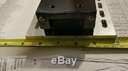Del-Tron Posi-Drive Stage, Linear Actuator, Slide, With Applied Motions Motor