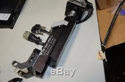 Del-tron LRS3 3 Inch Motorized Ballscrew Linear Slide Parker OS21B Stepper Motor