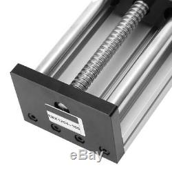 Double Shaft Ball Screw Linear Guide Rail with 57 Motor 100mm 1204 Screw Rod