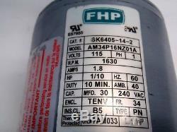 Duff Norton MSPB6405-12 Linear Actuator 12 Stroke 115VAC/ FHP SK6405-14-2 Motor