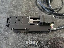 Edmund Optics Precision Motorized Linear Stage 26mm 1 Travel Stepper with Encoder