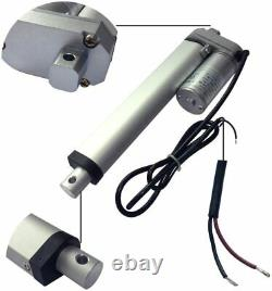 Electric Linear Actuator Motor Stroke 1200mm 48 inch 24V 900N 198lb Speed 20mm/s