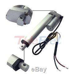Electric Linear Actuator Motor Stroke 800mm 32 inch 24V 900N=198Lbs Speed 20mm/s