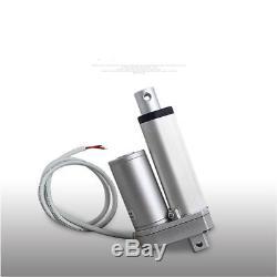 Electric Linear Actuator Putter Lifter Motor DC12V-48V Stroke 50mm-1000mm 1000N